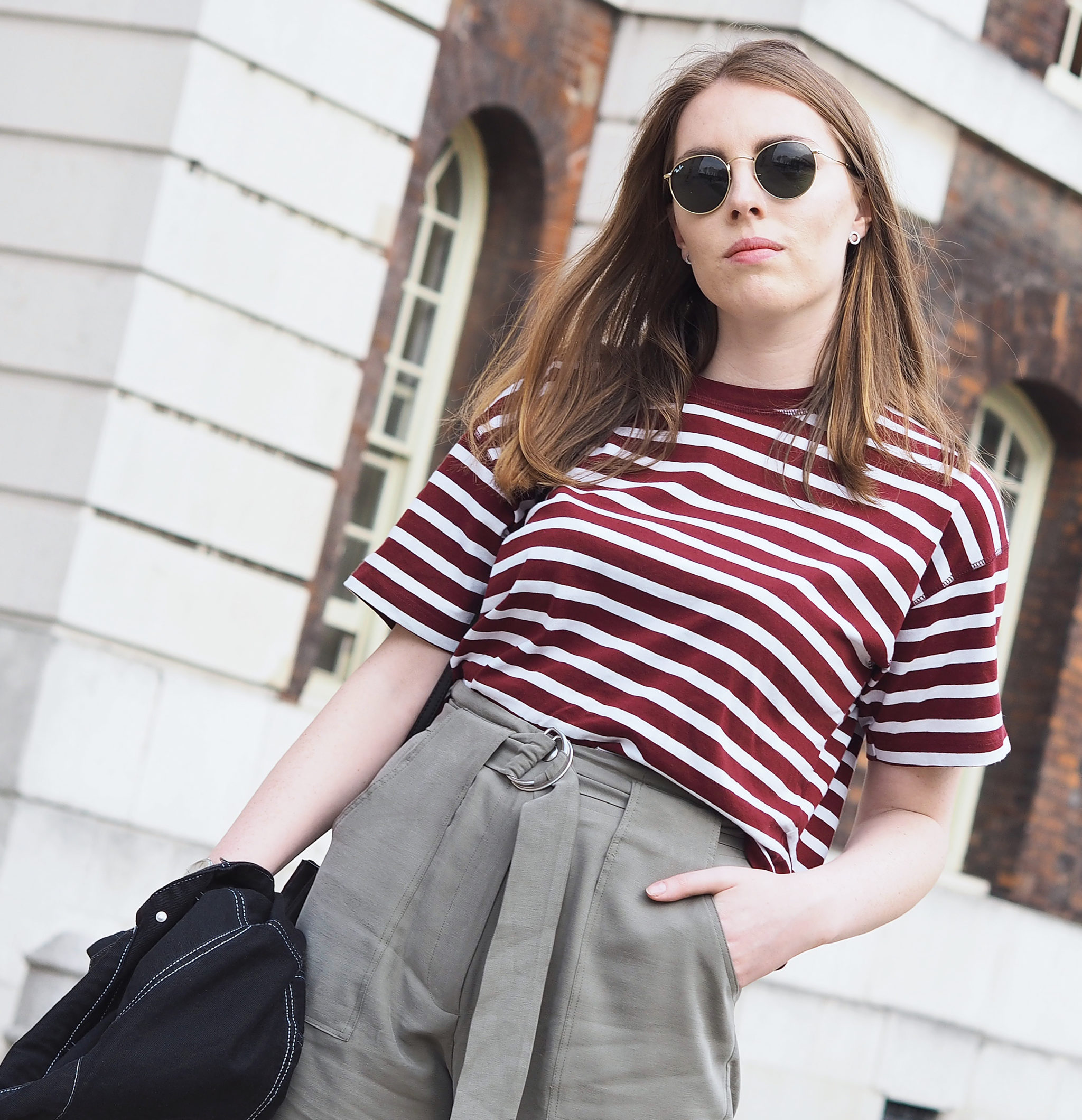 Why Stripes are my go to trend every season