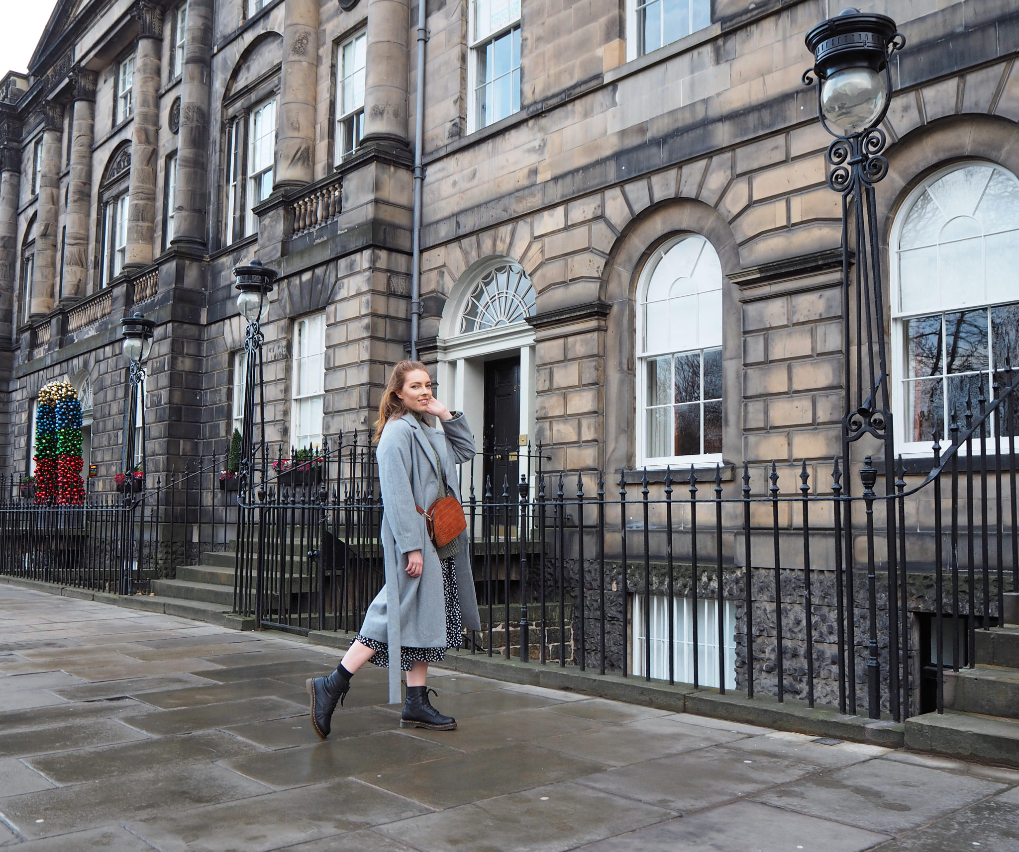 Edinburgh street style sustainable