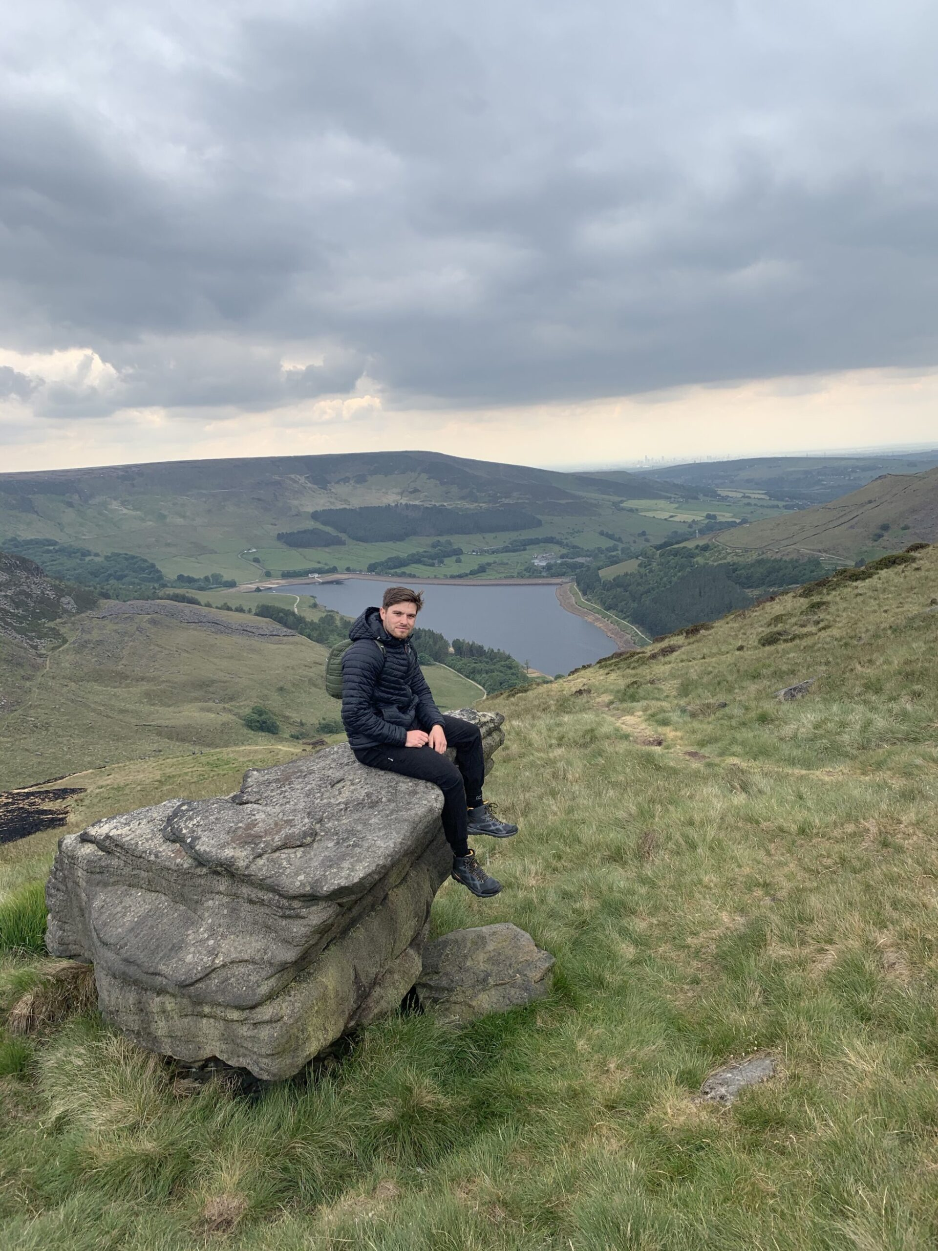 June Camera Roll- English country walks Dovestone Reservoir