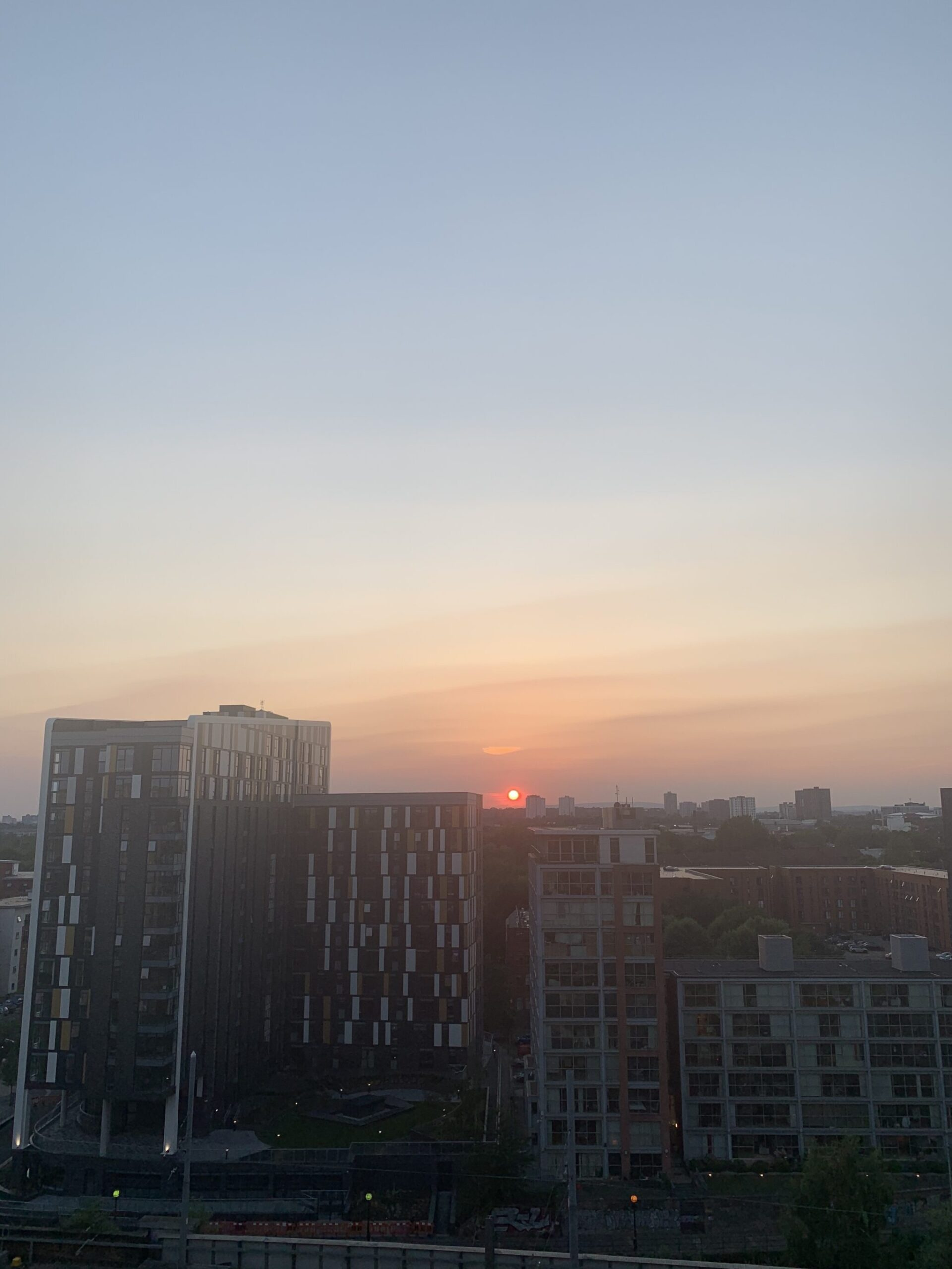 June Camera Roll- sunset
